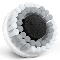 飞利浦(PHILIPS)洁面仪替换刷头 防雾霾刷头MS599/51 适用于飞利浦男士洁面仪