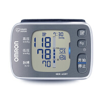 [当当自营]欧姆龙(OMRON)电子血压计 HEM-6320T