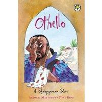 【现货】英文原版 莎士比亚儿童读本:奥赛罗 (64页)A Shakespeare Story: Othello 978