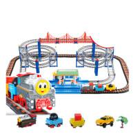 托马斯小火车轨道车 儿童 电动玩具礼盒大型玩具汽车套装