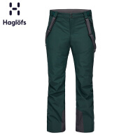 Haglofs火柴棍男款�敉夥里L防水保暖滑雪�604201 �W版