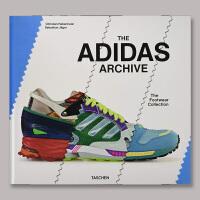 阿迪达斯档案The adidas Archive 350双时尚球鞋运动鞋大开本图册 收藏合作系列 英文设计原版书[TAS