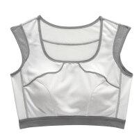 大码无钢圈运动文胸女背心跑步收副乳瑜伽运动内衣高强度防震