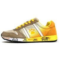 KELME卡尔美 M1053 男式渐变混色时尚休闲鞋 防滑耐磨运动鞋 户外休闲运动鞋