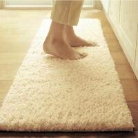 【年终狂欢 限时直降包邮】幸阁 现代满铺羊羔绒地毯可水洗加厚地毯 客厅卧室床边门垫入户垫