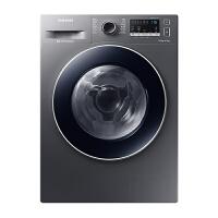 三星(SAMSUNG)WD90M4473JX/SC 滚筒洗烘一体9公斤洗衣机 钛晶灰
