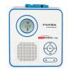 熊猫(PANDA) F-351复读机便携磁带录音机英语学习机 蓝色