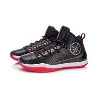 李宁LI-NING男子篮球鞋2018新款韦德系列队尚实战运动鞋ABAN017-1