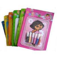 朵拉神奇彩沙画6册 9-12-15岁儿童手工书 亲子互动 提高宝宝的动手能力和思维能力 小小玩伴+彩虹旅行+美丽四季+