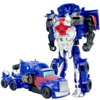 迷你小汽车机器人模型警车飞机坦克男孩益智