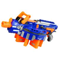 电动连发玩具枪软弹枪可发射子弹枪狙击枪男孩玩具抢安全软子弹