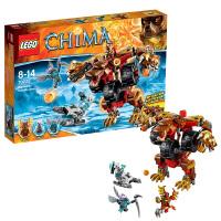 [当当自营]LEGO 乐高 Chima气功传奇系列 维克熊的变形机甲战熊 积木拼插儿童益智玩具 70225