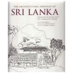 包邮英文原版 斯里兰卡的建筑遗产 The Architectural Heritage of Sri Lanka 建筑