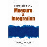 Lectures on Measure and Integration(【按需印刷】)