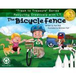 【预订】The Bicycle Fence: Recycling Creatively with L.T.