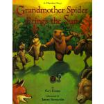 【预订】Grandmother Spider Brings the Sun: A Cherokee Story