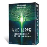 正版 独立日1+2合集 3BD50蓝光碟片电影 高清光盘影片 卷土重来