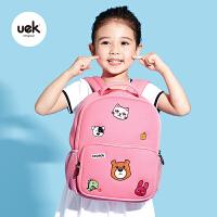 小学生女孩4-6-8岁1-3年级刺绣双肩背包儿童幼儿园书包大班