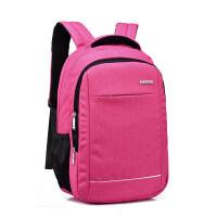 苹果电脑包双肩包15.6寸14寸13男女笔记本背包简约休闲旅行包