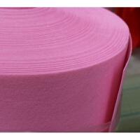粉色地毯婚庆 婚礼用品布置粉红白色地毯庆典 t台一次性粉色地毯 粉色 约2毫米