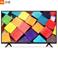 小米(MI)小米电视4A L32M5-AZ 32英寸 1GB+4GB 四核64位处理器 高清液晶智能网络平板电视机(黑