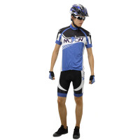 骑行服短袖套装山地自行车骑行短裤春秋骑行装备速干透气 防紫外线