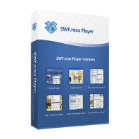 SWF.max Player 专业版 windows 激活序列号 SWF文件管理工具软件 SWF电影播放软件 无实物