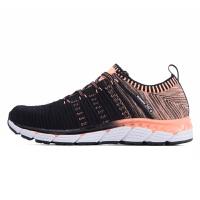 361女鞋跑步鞋透气飞织鞋跑鞋秋季袜子鞋女361运动鞋女轻便休闲鞋