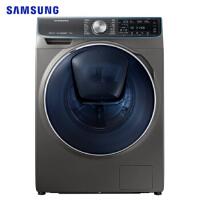 三星(SAMSUNG) WD90N74GNOO/SC 9公斤家用大容量 变频洗烘一体滚筒全自动洗衣机 灰色WD90N7