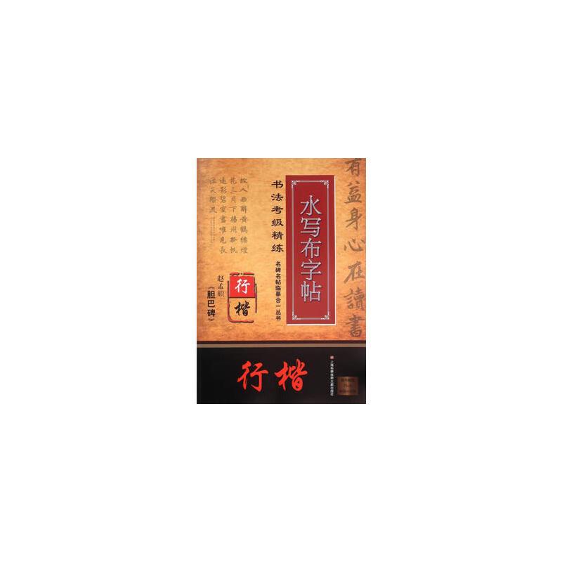 赵孟頫《胆巴碑》 施志伟著 9787543968875