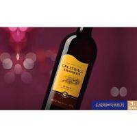 长城海岸风情3年蛇龙珠干红葡萄酒 750ml