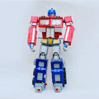 变形机器人模型汽车人儿童玩具RM01合金金刚大黄蜂擎天柱金属