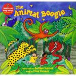 The Animal Boogie (A Barefoot Singalong)动物摇滚(书+CD)ISBN97818