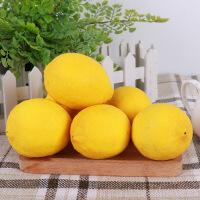 【全场包邮】四川安岳柠檬新鲜水果 5斤装包邮 大果 基地现摘新鲜水果