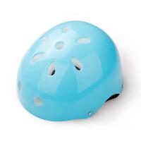 儿童轮滑头盔宝宝滑板车旱冰溜冰鞋护膝护手男女小孩护具套装