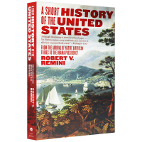美国简史 英文原版 A Short History of the United States 全英文版历史读物 Robe