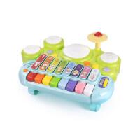 谷雨儿童宝宝电子琴音乐玩具1-3岁婴儿早教益智多功能女孩玩具琴
