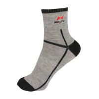 HEALTH/飞人海尔斯13A103运动袜 全棉透气袜 男士袜