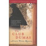 Club Dumas (International Edition)(ISBN=9780156035293) 英文原版