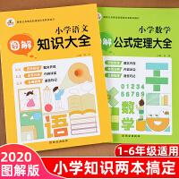 小学语文知识大全小学数学公式大全 小升初语文数学专项复习