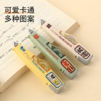 新品 日本plus普乐士新款修正带 WH-615L 可爱少女卡通修正带替换芯学生用涂改带替芯限定版实惠装文具