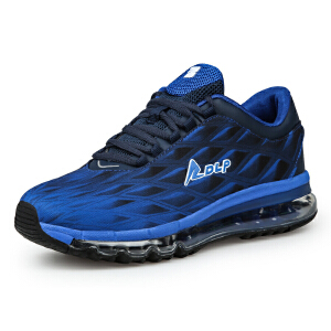 Mr.zuo春季正品新款情侣全掌大气垫渐变3D鞋面男女减震休闲运动跑步鞋