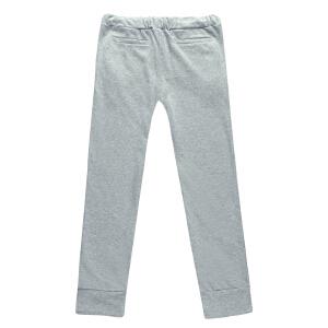 【限时抢购到手价:79元】AMAPO潮牌大码男装 2017新款男士胖子加大宽松弹力针织休闲裤男裤