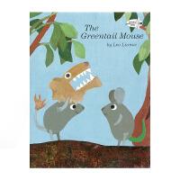 The Greentail Mouse 绿尾巴的老鼠 Leo Lionni里欧李奥尼 英文原版绘本进口图书