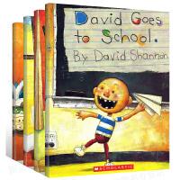 No, David! Classic Collection 大卫・香农系列(第一辑;全4册)ISBN978054558