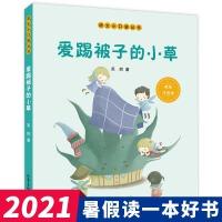 2021广东省暑假读一本好书 爱踢被子的小草 语文小口袋丛书 美绘注音版儿童文学暑期儿童读物书籍小学生课外阅读书籍978