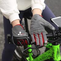 20180321022047337运动健身手套男女户外骑行防滑透气耐磨护具装备护腕触屏护手套