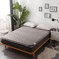 床垫加厚床褥子垫背双人1.8m床180x200垫被1.5地铺睡垫海绵2米