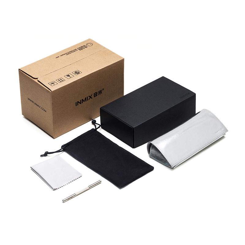 Inmix音米 太阳镜墨镜眼镜盒 单拍不发 不可凑单用 商家自用T00210000001