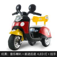 儿童电动车可坐人电动三轮摩托车1-3岁小孩玩具车儿童玩具
